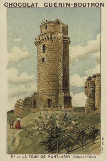 La Tour De Montlhery, Seine-Et-Oise--Giclee Print