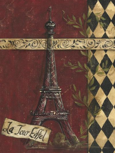 La Tour Eiffel-Kate McRostie-Art Print