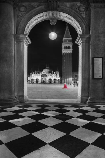 La Traviatta 1-Moises Levy-Giclee Print