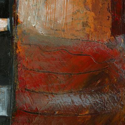 La Vie Dans La Peinture II--Art Print