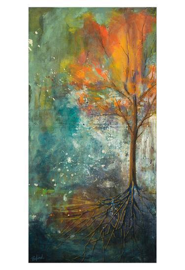 La vie des saisons-Roland Beno?t-Art Print
