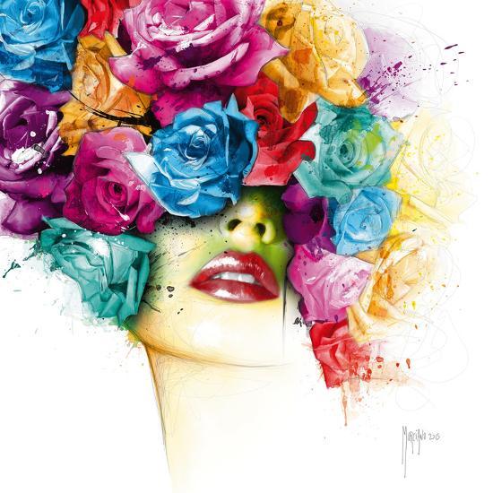 La Vie en Rose-Patrice Murciano-Giclee Print