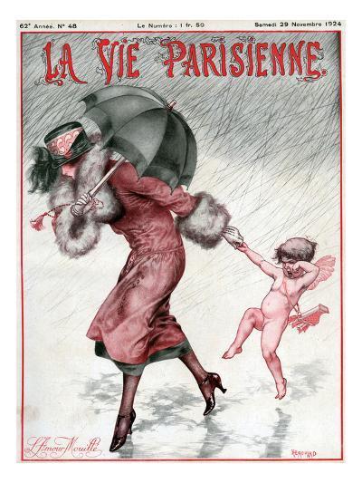 La Vie Parisienne, 1924, France--Giclee Print