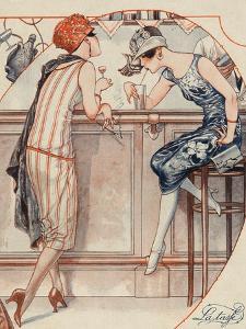 La Vie Parisienne, 1925, France