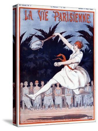 La Vie Parisienne, A Vallee, 1923, France