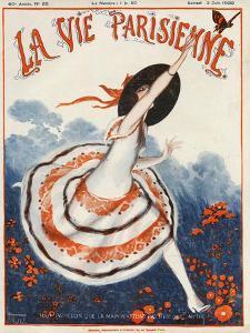La Vie Parisienne, Armand Vallee, 1922, France