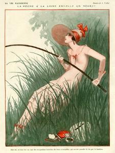 La Vie Parisienne, Armand Vallee, 1924, France