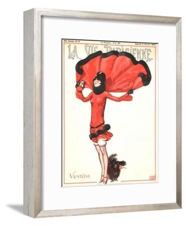La Vie Parisienne, Art Deco Magazine, France, 1927