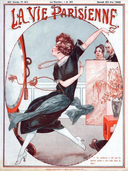 La Vie Parisienne, C Herouard, 1922, France--Giclee Print
