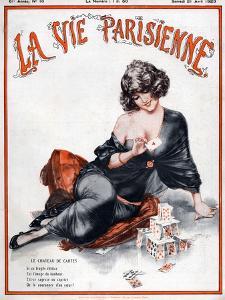 La Vie Parisienne, C Herouard, 1923, France