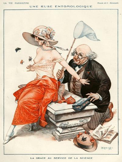 La Vie Parisienne, C Herouard, 1924, France--Giclee Print