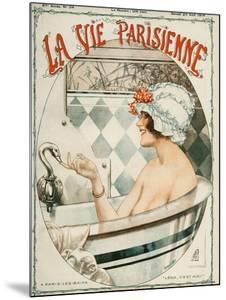 La Vie Parisienne, Cheri Herouard, 1919, France