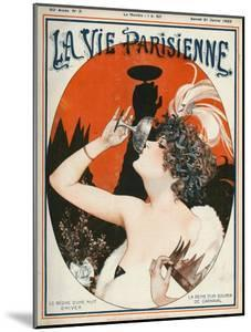 La Vie Parisienne, Cheri Herouard, 1922, France