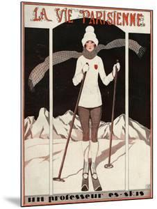 La Vie Parisienne, Georges Leonnec, 1924, France