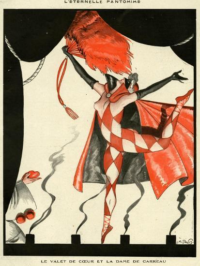 La Vie Parisienne, Georges Pavis, 1923, France--Giclee Print
