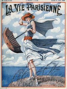 La vie Parisienne, Georges Pavis, 1923, France