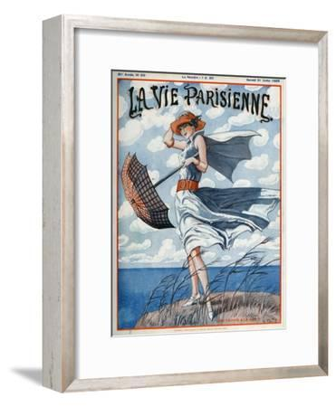 La vie Parisienne, Georges Pavis, 1923, France