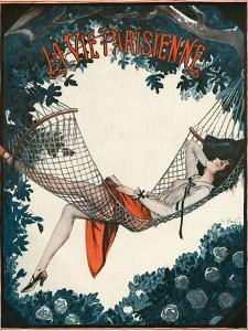 La Vie Parisienne, Georges Pavis, 1924, France