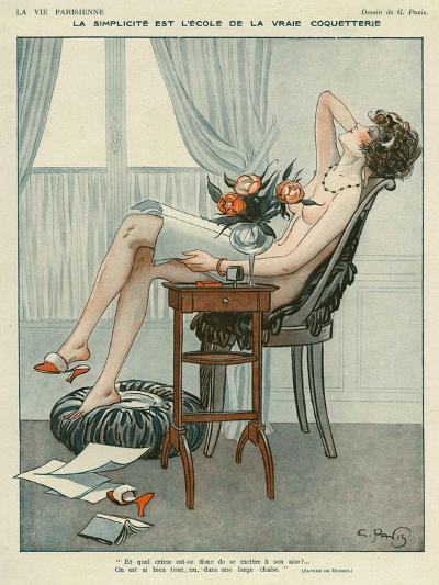 La Vie Parisienne, Georges Pavis, UK--Giclee Print