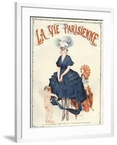 La Vie Parisienne, Herouard, 1916, France