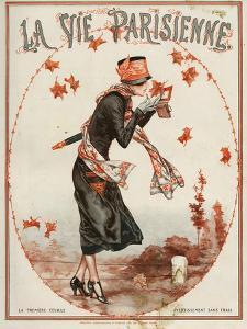 La Vie Parisienne, Herouard, 1924, France