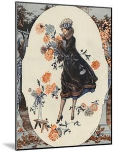 La Vie Parisienne, Herouard, 1925, France