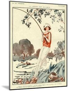 La Vie Parisienne, Jacques, 1924, France