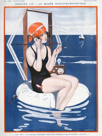 La Vie Parisienne, Jaques, 1923, France--Giclee Print
