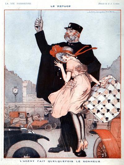 La Vie Parisienne, Julien Jacques Leclerc, 1920, France--Giclee Print