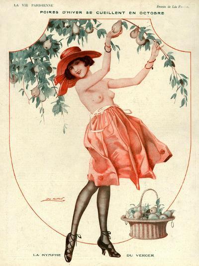 La Vie Parisienne, Leo Fontan, 1918, France--Giclee Print
