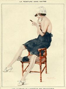 La Vie Parisienne, Leo Fontan, 1918, France