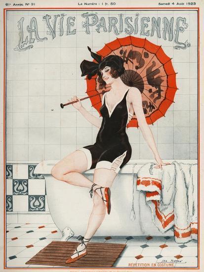 La vie Parisienne, Leo Fontan, 1923, France--Premium Giclee Print