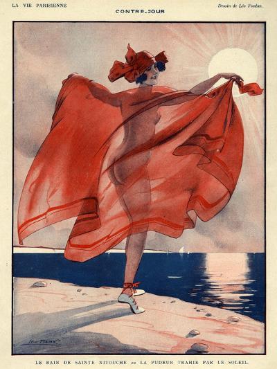 La Vie Parisienne, Leo Fontan, 1923, France--Giclee Print