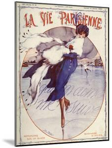 La Vie Parisienne, Leo Pontan, 1920, France