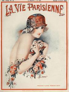 La Vie Parisienne, Leo Pontan, 1924, France