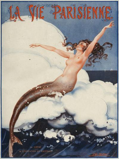 La Vie Parisienne, Leo Pontan, 1924, France--Giclee Print