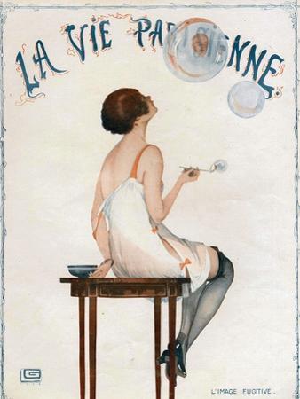 La Vie Parisienne, Magazine Cover, France, 1927