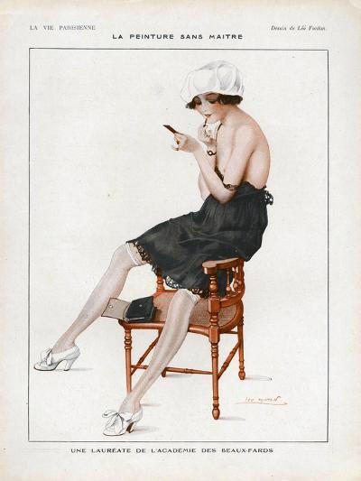 La Vie Parisienne, Magazine Plate, France, 1918--Giclee Print