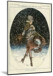 La Vie Parisienne, Magazine Plate, France, 1918