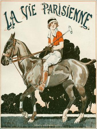 La Vie Parisienne, Rene Vincent, 1919, France