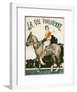 La Vie Parisienne, Rene Vincent, 1919, France