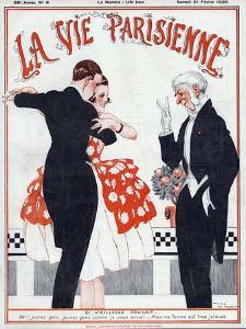 La vie Parisienne, Rene Vincent, 1920, France