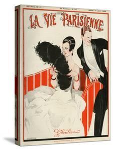 La Vie Parisienne, Rene Vincent, 1922, France