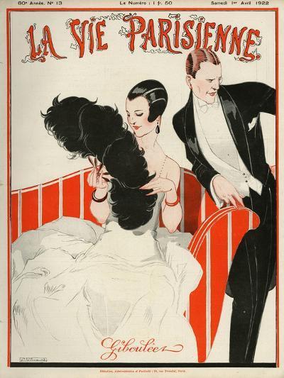 La Vie Parisienne, Rene Vincent, 1922, France--Giclee Print