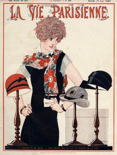 La Vie Parisienne, Rene Vincent, 1924, France--Giclee Print