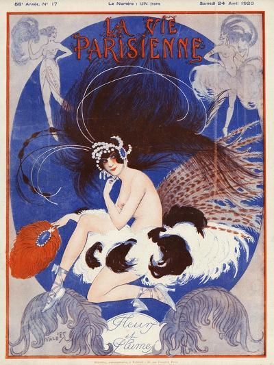 La vie Parisienne, Vald'es, 1920, France--Giclee Print