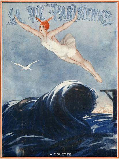 La vie Parisienne, Vald'es, 1923, France--Premium Giclee Print