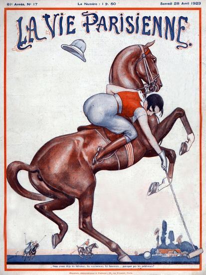 La Vie Parisienne, Vald'es, 1923, France--Giclee Print