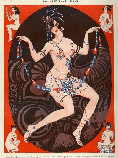 La Vie Parisienne, Vald'es, 1929, France--Giclee Print
