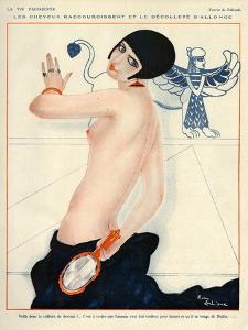 La Vie Parisienne, Zaliouk, 1924, France